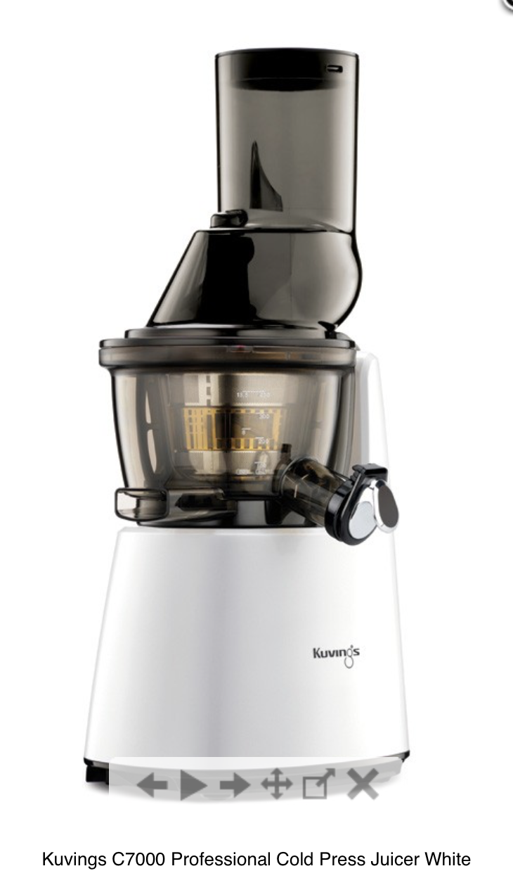 Kuvings Professional Cold Press Whole